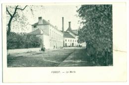 FOREST  VORST. Le Merlo. Brasserie. VED Dos 1900. - Forest - Vorst