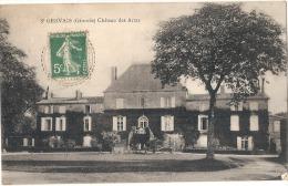 St  Saint Gervais Château Des Arras TTB - France