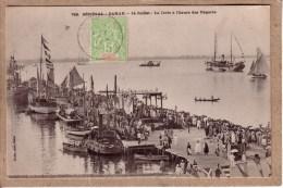 SENEGAL - DAKAR - 746 - 14 JUILLET - LA JETEE A L´HEURE DES REGATES - Collection Générale Fortier - Avant 1904 - Senegal