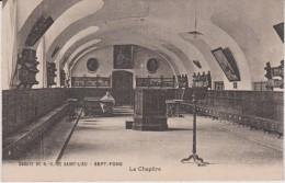 Allier :  SETP-FONS   Abbaye - France