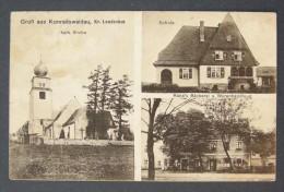 Poland  Konradswaidau, Kr Landeshut - Kondratow, Kamienna Gora - Polonia