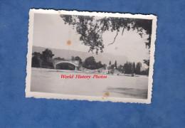 Photo Ancienne - MIRABEL Et BLACONS ( Drome ) - Le Pont De Blacon Détruit Durant La 2nde Guerre Mondiale - WW2 - Krieg, Militär