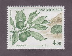 TIMBRE MONACO N°1791 NEUF * TRACE CHARNIERE 1991 - Monaco