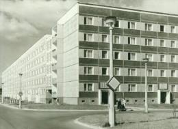 Weisswasser Wohnkomplex IV Wilhelm-Pieck-Straße Verkehrsschild 1976 - Weisswasser (Oberlausitz)