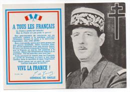 Histoire--L' Appel Du 18 Juin 1940--du Général De Gaulle--flamme Mémorial De Colombey Les Deux églises - Histoire