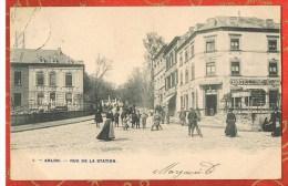 BELGIQUE - ARLON -  Rue De La Station - Arlon