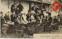 50 FEUGERES LA FEUGERIAISE 1911 A TABLE 3 - Unclassified