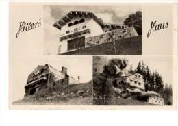 C P S M-C P M---ALLEMAGNE---HITLERS HAUS-----voir 2 Scans - Berchtesgaden