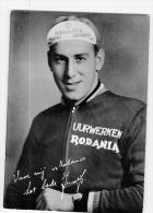 Ludo JANSSENS. 2 Scans. Rodania - Cycling