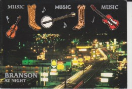 Branson At Night - Branson