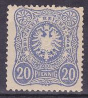 Deutsches Reich 42* - Duitsland