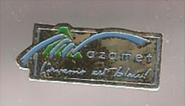 42380-Pin's-Mazamet - Steden