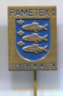 PAMETEX Scheveningen - Holland Netherlands, Vintage Pin Badge - Other