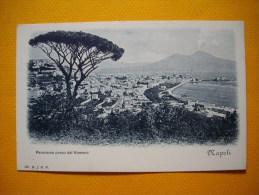 Cpa  NAPOLI  -  NAPLES  -  Panorama Preso Dal Vomero  -  Italia - Napoli (Naples)