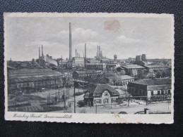 AK HINDENBURG O.-S. Zabrze Ca.1940 Donnersmarckhütte  // D*15281 - Schlesien