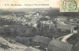 Walcourt - Yves-Gomezée - Place De Mainberçée Et Panorama - Walcourt