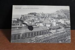 VINTIMILLE   STATION  FERROVIAIRE   CACHET  VIOLET  AU  DOS - Italia
