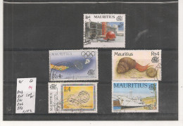 MAURICE   XX    O    1896/1995    Y/T - Mauritius (1968-...)