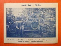SCOUTS AUTOMOBILE AMSTERDAM AFRIKA COMMIS VOYAGEURS DU MONDE