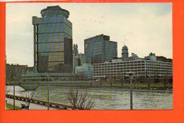 ROCHESTER , N. Y. - Across The River From First Federal Plaza And The Americana Hotel - Rochester