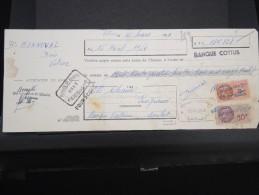 FRANCE - Document Fiscal - Détaillons Collection - A étudier - Lot 3905 - Fiscaux