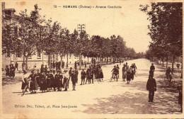26 ROMANS  Avenue Gambetta - Romans Sur Isere