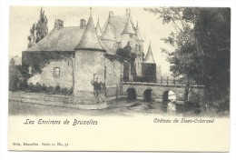CPA - STEENOKKERZEEL - Environs De Bruxelles - Château De STEEN-OCKERZEEL - Kasteel   // - Steenokkerzeel