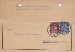 Postkarte   Used 1922.   H-146 - Germany