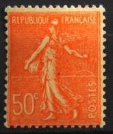 FRANCE 1925/26 - Type Semeuse Lignée - Le  N° 199  - 1 Timbre NEUF** - France