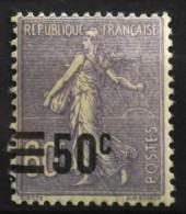 FRANCE 1926/27 - Type Semeuse Lignée - Le  N° 223  - 1 Timbre NEUF** - France