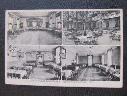 AK KROISCHWITZ Bei SCHWEIDNITZ Gasthof Zur Graf Moltke  1943 // D*15301 - Schlesien