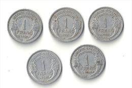 1 Franc Morlon Aluminium - Francia