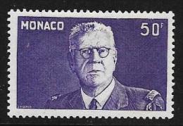 MONACO N° 264  -  CATHEDRALE  -  1943  -  NEUF - Nuevos