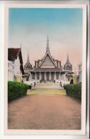 CAMBODGE  Cambodia - La Pagode D'Argent - CPSM Photo Colorisée PF N° 45 - Kambodscha Cambodgia Cambodja - Kambodscha