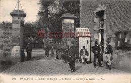 60 - BEAUVAIS - La Caserne  Toupin - L'Entrée - Le Corps De Garde - 2 Scans - Beauvais