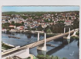 Yvelines :   VERNEUIL  Sur SEINE   : Vue   1964 - Verneuil Sur Seine