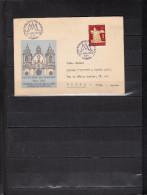 PORTUGAL-1964,  1.º Centenário Do Sameiro.   1 E.  (FDC-1 Selo - 1º DIA DE CIRCULAÇÃO) (o) Afinsa  Nº 931 - FDC