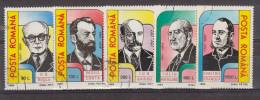 1995 -  Anniv. De Personnalites  Mi No 5103/5107 Et Yv No 4261/4265 - 1948-.... Republiken