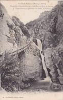 Montagne Noire Gouffre De Malamort Passerelle Et Canalisation Vers Usine Electrique - Saint Ferreol