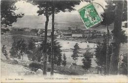 SAUGUES  Cpa(43)   Vue Panoramique - Saugues