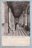 CPA - Mexico - Corredor En El Castillo De Chapultepec - Mexique
