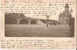 ANVERS-ANTWERPEN - Zurenborg (Viaduc) - Carte Précurseurs. - Antwerpen