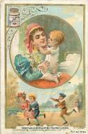 IM-15-002 : LIEBIG MERE ET ENFANT - Liebig