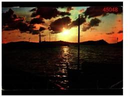 Coucher De Soleil Sur La Mediteranne - Autres Communes