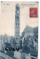 DEPT 62 ; Arras Le Collège De Jeunes Filles Anciennement Les Ursulines - Arras