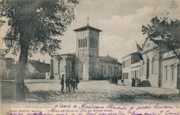 MACAU - L'Hôtel De Ville Et L'Eglise Notre Dame (carte Précurseur) - France
