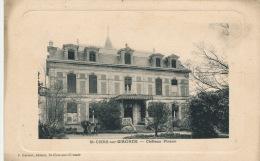 SAINT CIERS SUR GIRONDE - Château Pinson - France