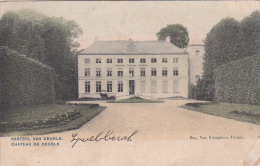 Deurle 1: Kasteel Van Deurle 1908 - Sint-Martens-Latem