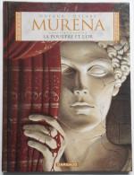 """MURENA Tome 2 Réédit """" La Pourpre Et L'or """" Par DUFAUX Et DELABY - Murena"""