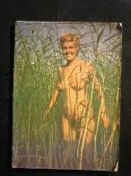 - Magazine,  Die Neue Zeit, Naturisten-weltkongresse N°114 - Organe Officielle De L'organisation Naturiste Suisse -1954 - Erotic (...-1960)